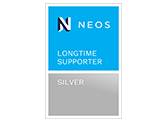 Neos Longtime Supporter Silver